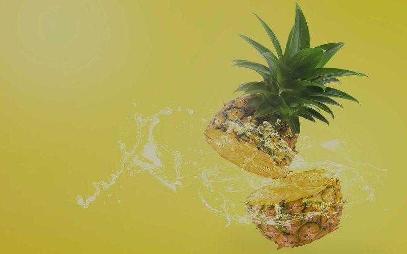 L'ananas contro gonfiori ed infiammazioni