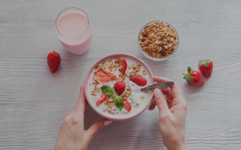 Tutti i benefici dello yogurt