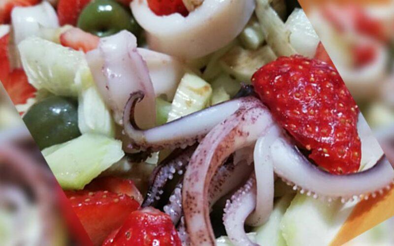 Calamari in orto